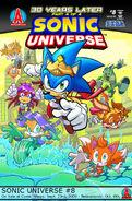 Sonic Universe 8 Pic.