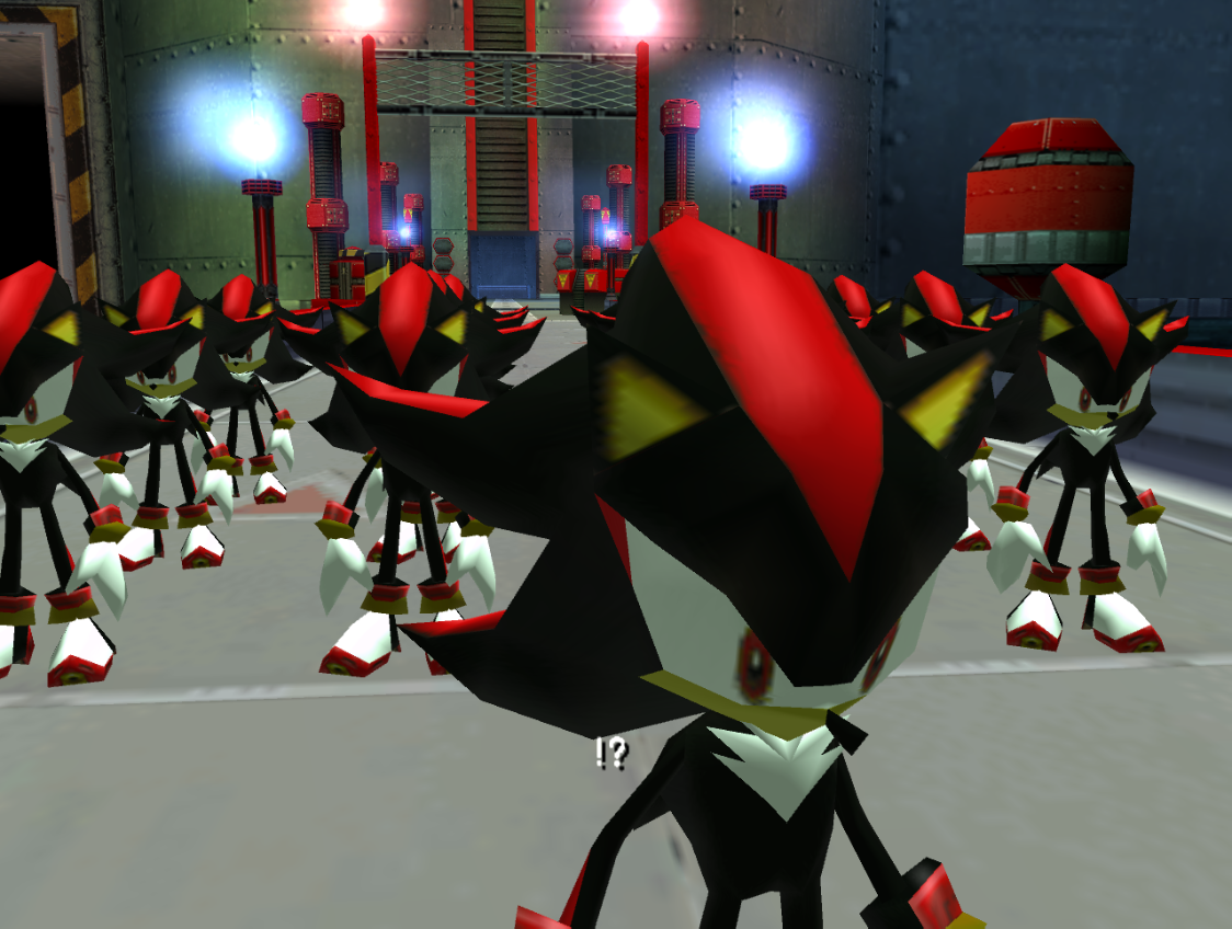 Shadow Android Sonic News Network Fandom Powered By Wikia