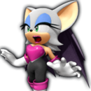 Sonic Rivals 2 - Rouge the Bat 4