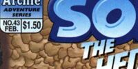 Archie Sonic the Hedgehog Issue 43
