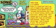 Archie chili dog