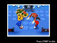 Bowser & Eggman defeated!