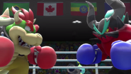 Bowser Zavok Boxing
