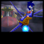 Sonic Adventure Credits (Tails 18)