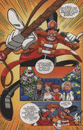 Sonic X issue 30 page 2