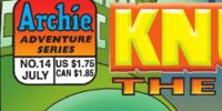 Archie Knuckles the Echidna Issue 14