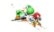 Knucklesandyoshitogetheratlast