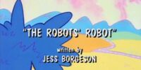 The Robots' Robot