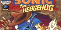 Archie Sonic the Hedgehog Issue 67