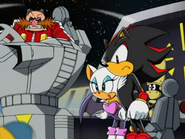 Ep64 Eggman Rouge and Shadow