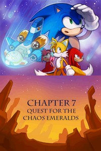 Sonic Chronicles (The Dark Brotherhood) Chapter 7
