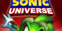 Sonic Universe Volume 9: Babylon Rising