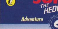 Sonic the Hedgehog Adventure Gamebook 6: Stormin' Sonic