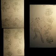 Sonic universe 84 var cover ideas sketch and final by trunks24-d9hc4f0