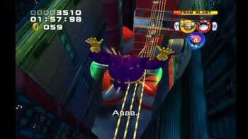 Sonic Heroes Final Fortress (Team Rose)
