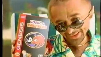 Sonic And Knuckles Commercial 1994 3