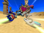 Sonic Riders - Ulala - Level 1