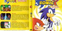 Sonic X Volume 9 (Australia)