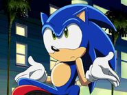 Sonic the Hedgehog (Sonic X) 2