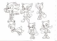 Fan characters