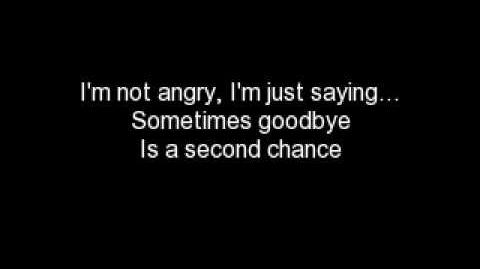Shinedown - Second Chance (w lyrics)