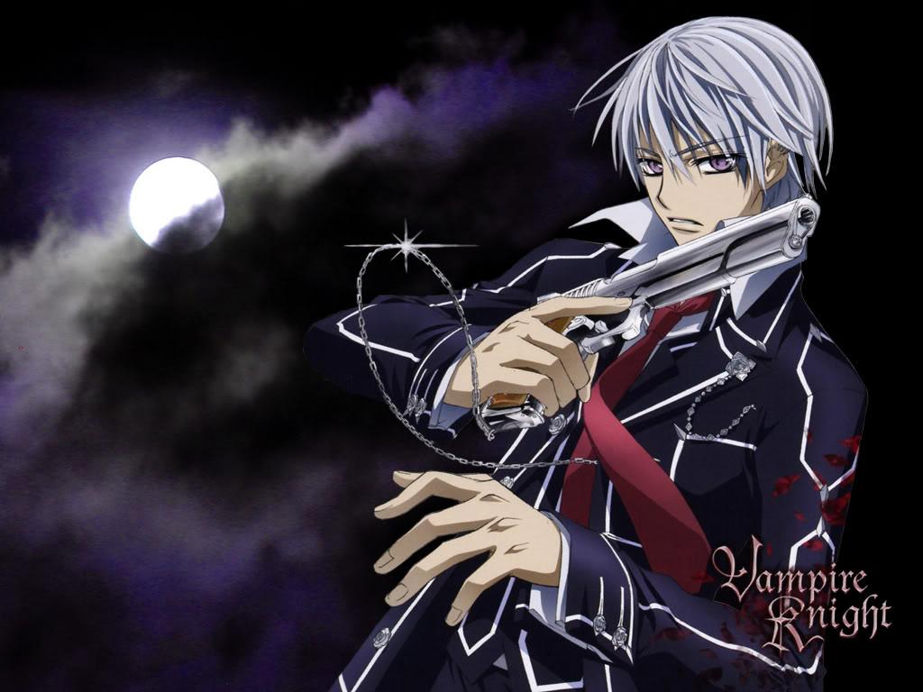 Vampire Knight Zero Full Body UserTheShadowKnightArchive1