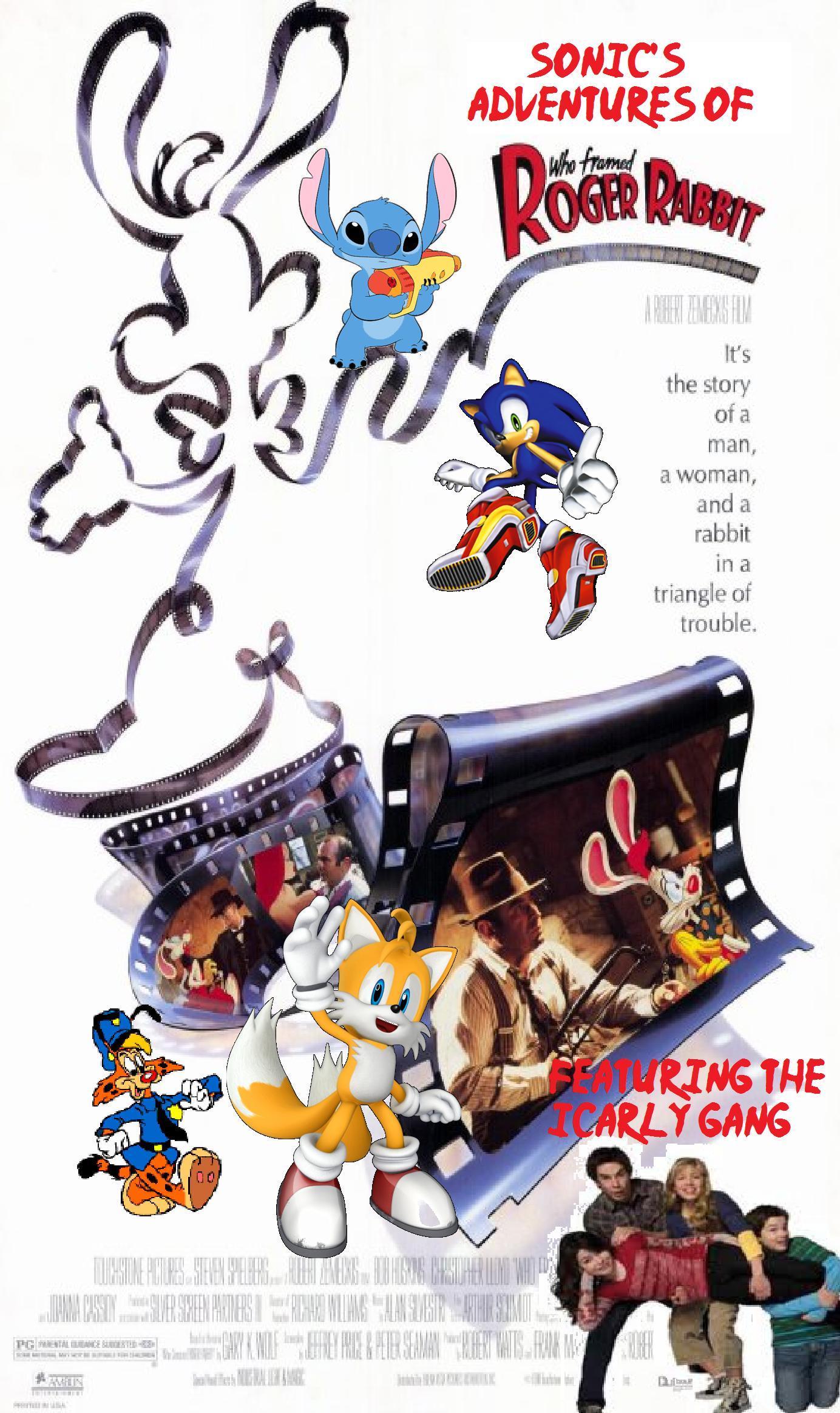 Sonic's Adventures of Who Framed Roger Rabbit   Sonic's ...