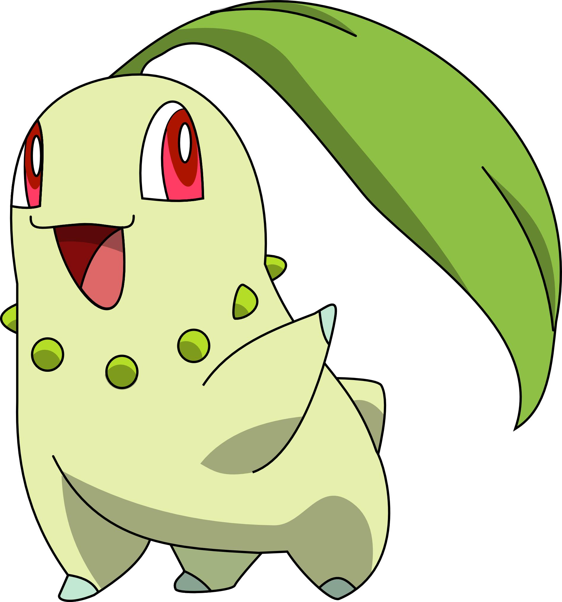 Chikorita Sonic Pok 233 Mon Wiki Fandom Powered By Wikia