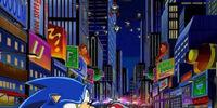 Sonic the Fugitive