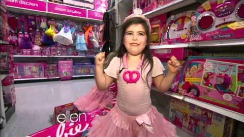Sophia Grace and Rosie Go Shopping!