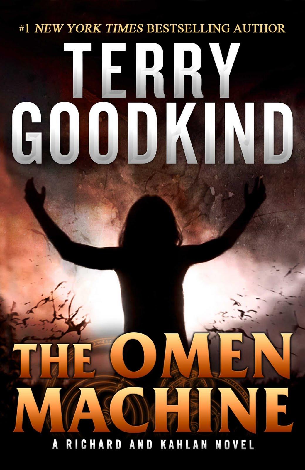 Terry Goodkind The Omen Machine Pdf