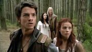 Richard, Jennsen, Kahlan & Zedd