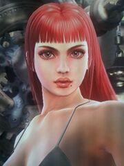 Hilde 2p hair