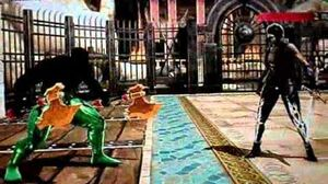 Soul Calibur V - EdgeDragon vs Leandra-0