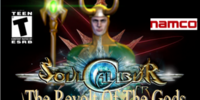 FanGame: SoulCalibur: Revolt of the Gods