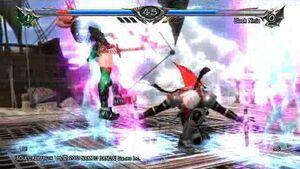 Black Ninja Battle 07