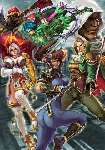File:Soulcalibur III poster.jpg