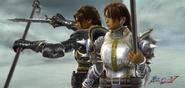 Commanders of Exodus and Gungnir