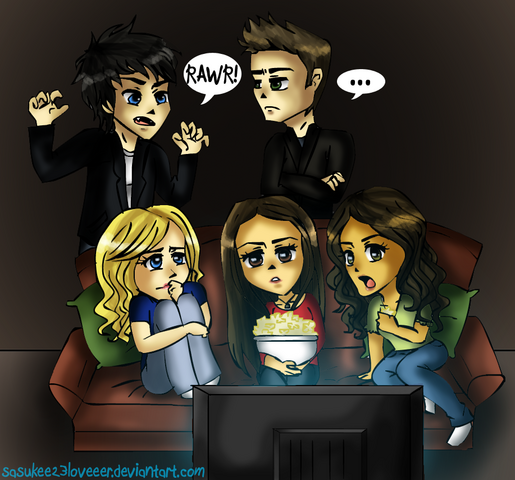 File:Vampire Diaries Movie Night by sasukee23loveeer.png