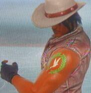 Africain Americain Cowboy