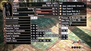 Demon Sanya SC4 Details 1