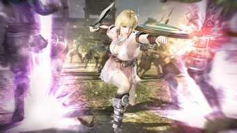 WO3U - Sophitia Screenshot 03