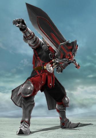 File:Arkus II wielding The Fallen.png