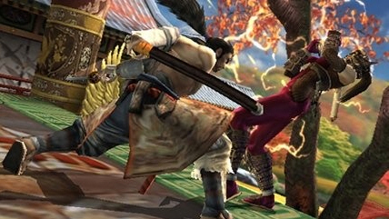 how to play soul calibur 5 on pc