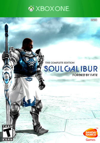 File:FanGame - Soulcalibur - Forged by Fate (Xbox One).png