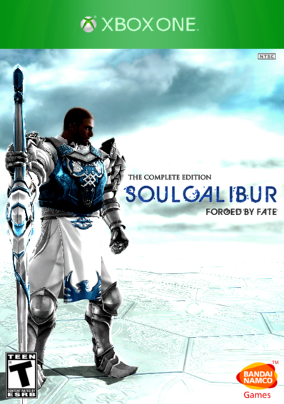 FanGame - Soulcalibur - Forged by Fate (Xbox One)