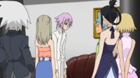 Soul Eater Episode 31 HD - Crona at Gallows Mansion 10