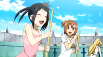 Soul Eater NOT Episode 5 - Pool work 10