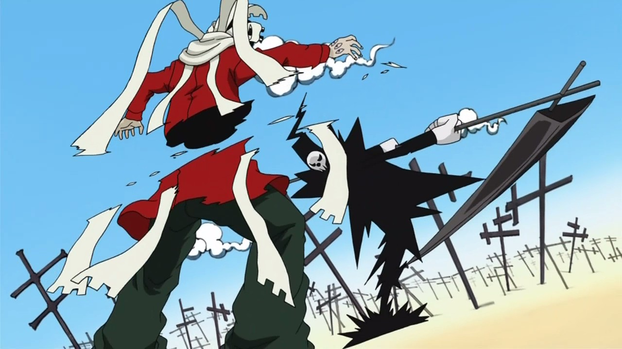 Image result for soul eater death and spirit