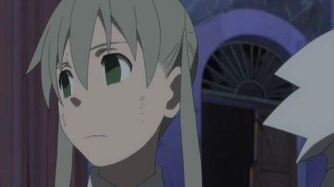 Soul Eater Monotone Princess cut scene 6